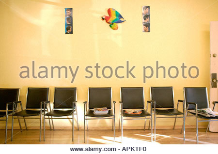 Barber shop. (Los Angeles, California, USA) - Stock Photo
