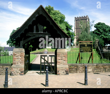 st woolos cathedral stow hill newport gwent south wales - Stock Photo