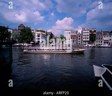 Amsterdam Holland - Stock Photo