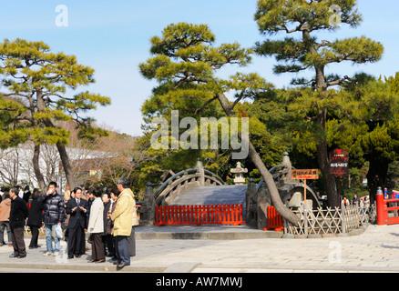 Taiko Bridge - Stock Photo