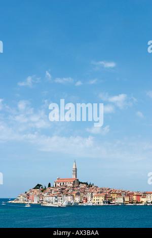 Old Town, Rovinj, Istria, Croatia - Stock Photo