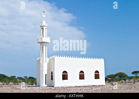 Sayallou Mosque, Tadjoura, Djibouti, Africa - Stock Photo