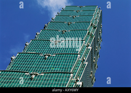 Tower, Taipei, Taiwan, Republic of China, Asia - Stock Photo