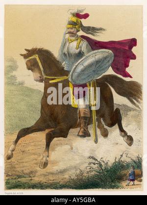 Brobdingnagian Horse - Stock Photo