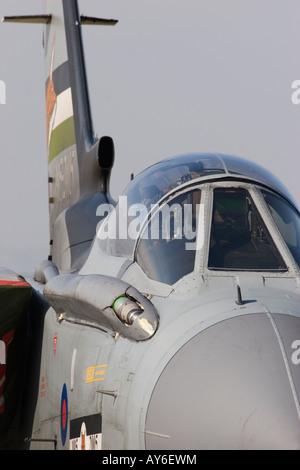 RAF Panavia Tornado GR4 - Stock Photo