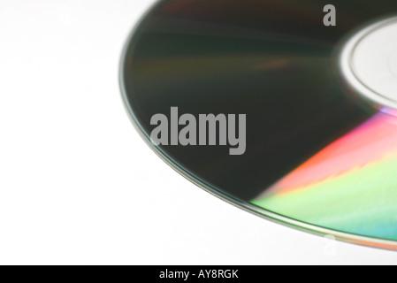 CD, close-up - Stock Photo