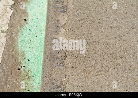 Chemical ^absorbing granules, UK. - Stock Photo