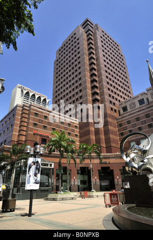 Ngee Ann City shopping mall on Orchard Road, Singapore. - Stock Photo
