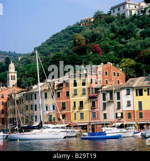 Portofino Harbour Italy Ref WP LAKE 2021 COMPULSORY CREDIT World Pictures Photoshot - Stock Photo