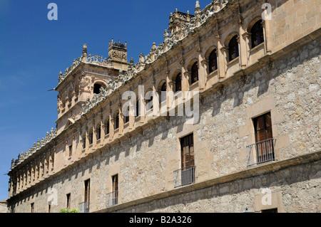 Palacio de Monterrey, Salamanca, Castile and Leon, Spain - Stock Photo