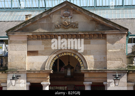 Covent Garden Market, London, England, U.K. - Stock Photo
