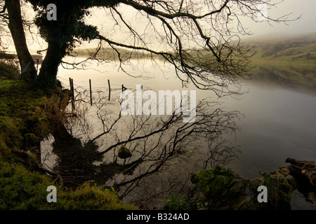 Lough Gur, Co. Limerick, Ireland - Stock Photo