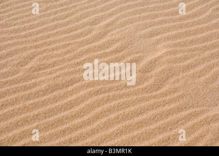 Italy, Sardinia, Sand, full frame - Stock Photo