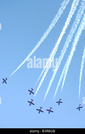 Aerobatics - Stock Photo