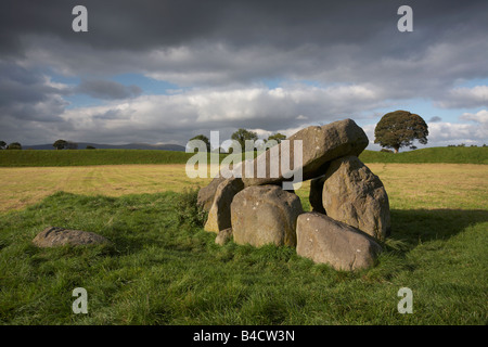 the Giants Ring belfast northern ireland uk - Stock Photo