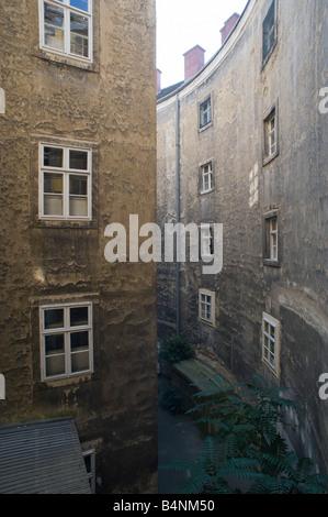 Wien Altes AKH Narrenturm - Stock Photo