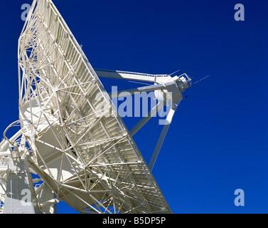 VLA antenna, Socorro, New Mexico, USA, North America - Stock Photo
