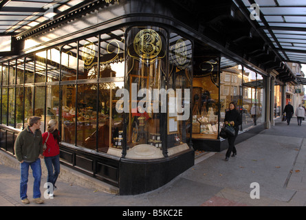 Bettys tea rooms in Harrogate Yorkshire October 2008 - Stock Photo