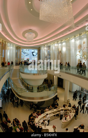 Westfield Shopping Centre Shepherd's Bush London - Stock Photo