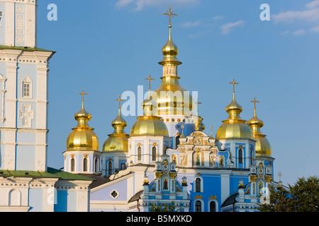 St Michael`s Monastery, Kiev, Ukraine - Stock Photo