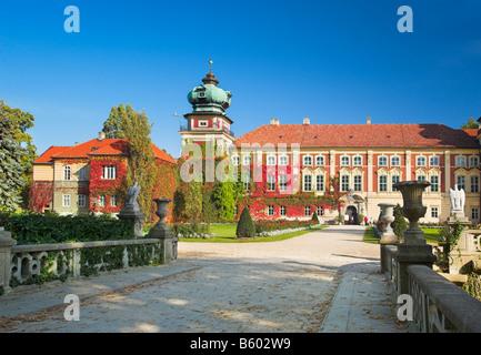 Lancut Castle, Poland - Stock Photo
