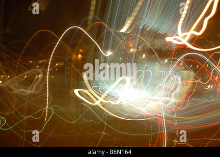 DRUNKEN NIGHT OUT - Stock Photo