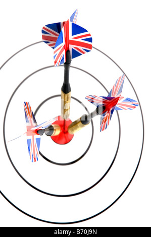Bullseye - Stock Photo