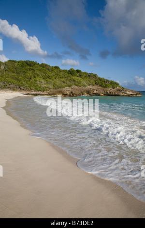 Navio beach in Vieques Puerto Rico - Stock Photo