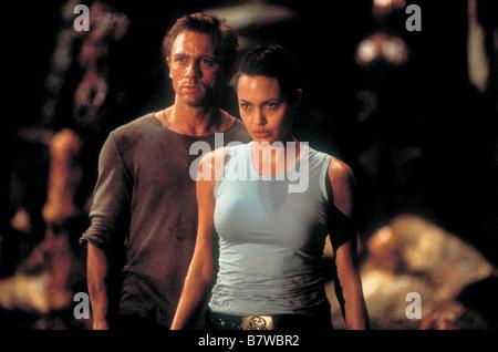 Lara Croft: Tomb Raider  Year: 2001 USA Angelina Jolie, Daniel Craig  Director: Simon West - Stock Photo