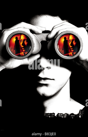 Disturbia Year : 2007 USA Director: D.J. Caruso Poster - Stock Photo