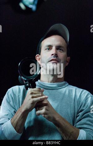Disturbia Year : 2007 USA Director : D.J. Caruso D.J Caruso shooting picture - Stock Photo
