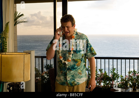 Forgetting Sarah Marshall  Year : 2008 USA Jason Segal  Director: Nick Stoller - Stock Photo