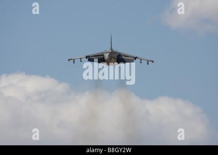 AV-8B Harrier - Stock Photo