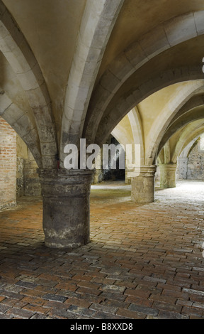 Mottisfont Abbey - Stock Photo