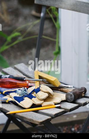Tools Sweden. - Stock Photo