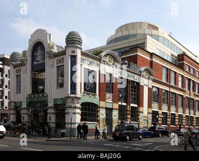 Michelin House Royal Borough of Kensington Chelsea London UK - Stock Photo