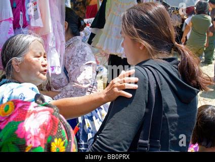 Hmong Sports Festival McMurray Field St Paul Minnesota USA - Stock Photo