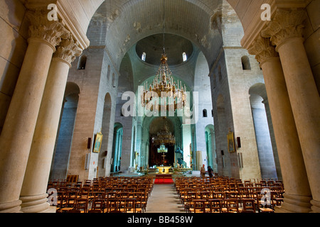SAINT FRONT CATHEDRAL PERIGUEUX FRANCE - Stock Photo