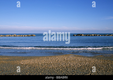italy, le marche, san benedetto del tronto - Stock Photo
