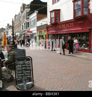 Weymouth Dorset England GB UK 2009 - Stock Photo