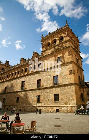 Palacio de Monterrey en Salamanca Castilla León España Palace of Monterrey in Salamanca Castilla Leon Spain - Stock Photo