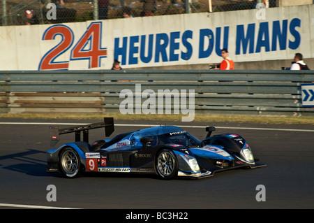 Le Mans 24 Hour sportscar race 2009 - Stock Photo
