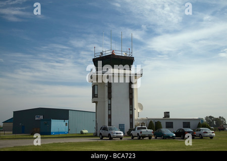 Niagara District Airport Niagara-on-the-Lake Ontario Canada - Stock Photo