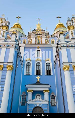 St. Michael's Monastery, Kiev, Ukraine - Stock Photo