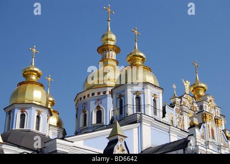 St Michael's Church, Kiev, Ukraine - Stock Photo