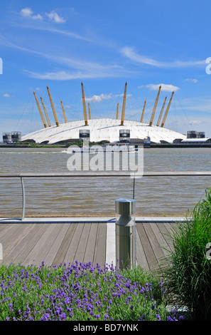 O2 arena Millennium Dome, London, United Kingdom - Stock Photo