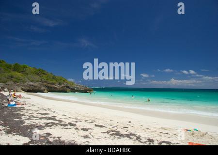 Navio Beach, Vieques Island, Puerto Rico - Stock Photo