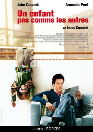 Martian Child Year : 2007 Director : Menno Meyjes Bobby Coleman, John Cusack Movie poster (Fr) - Stock Photo