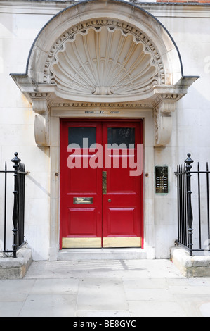 Entrance, near Covent Garden, London, England, United Kingdom, Europe - Stock Photo