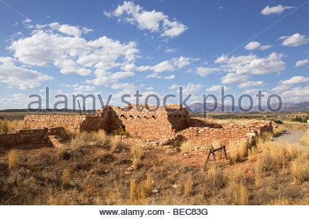 Edge; of; the; Cedars; Ruins; Ancestral; Puebloan; Ruins; Blanding; Utah; - Stock Photo